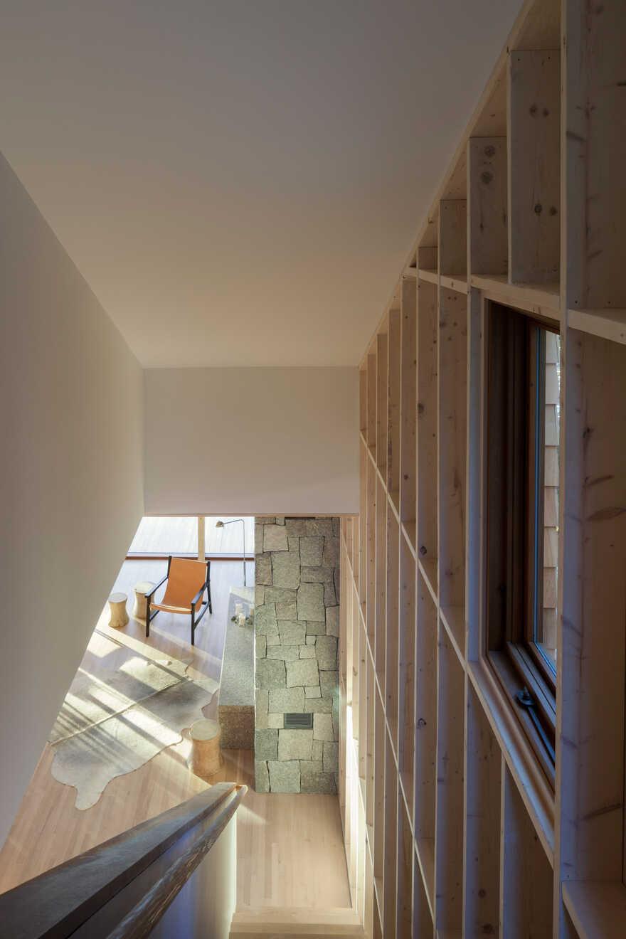 Somes Sound House / Matthew Baird Architect