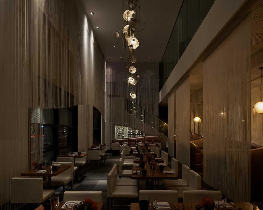 Skylab Architecture, restaurant