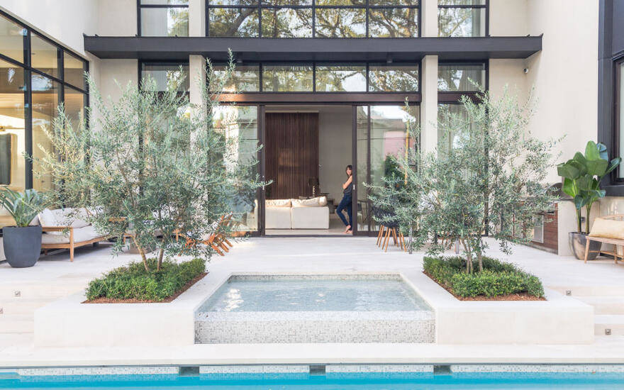 Webster Street Residence, New Orleans / studioWTA