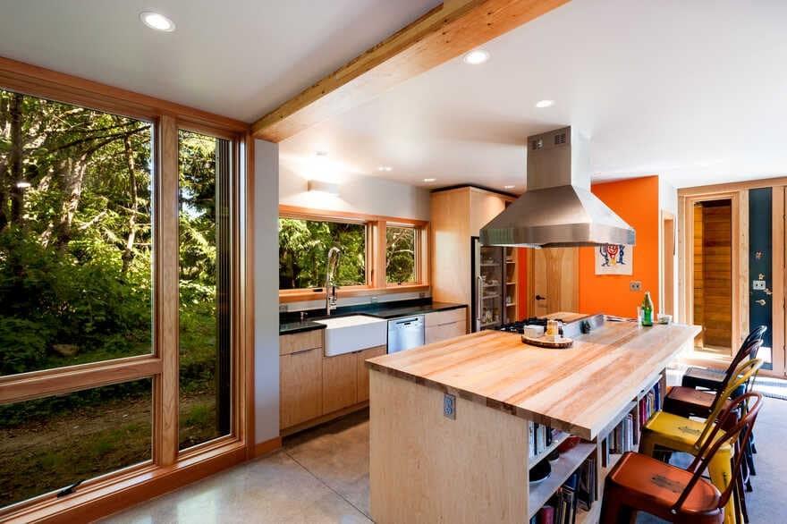 kitchen, Coates Design Architects