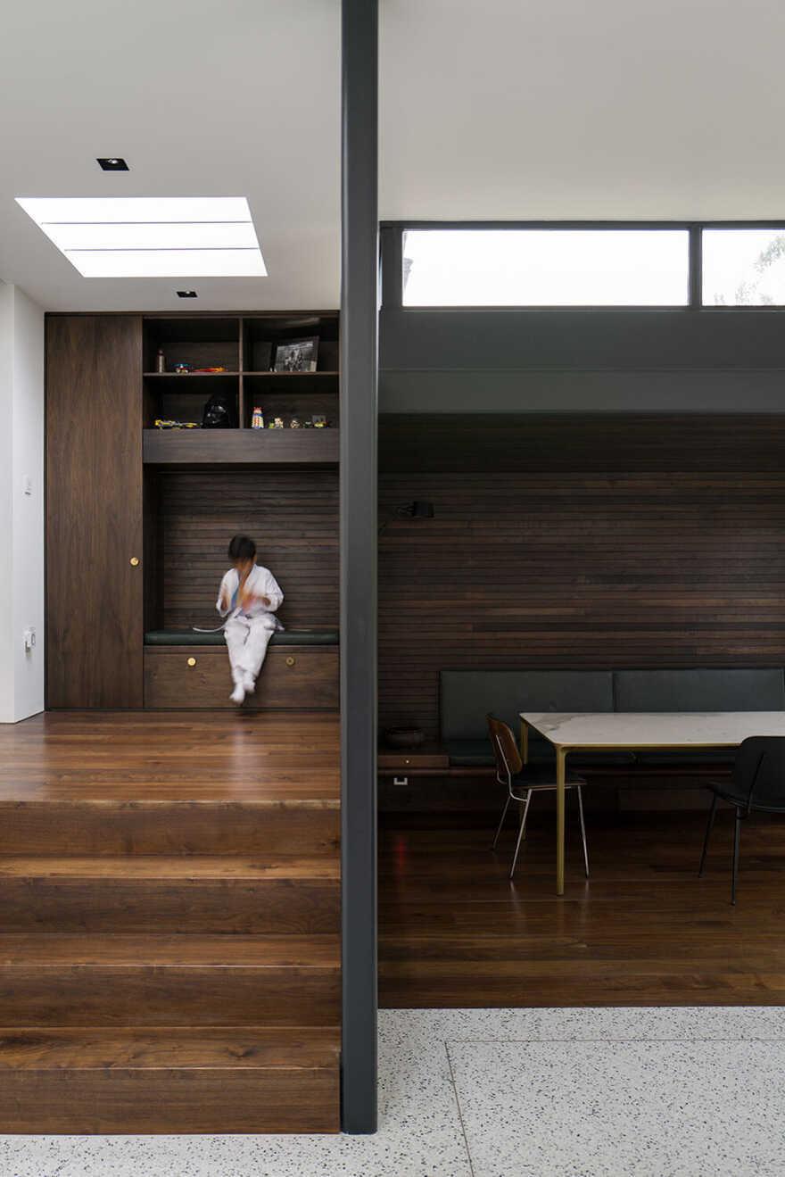 dining room, London / Daykin Marshall Studio