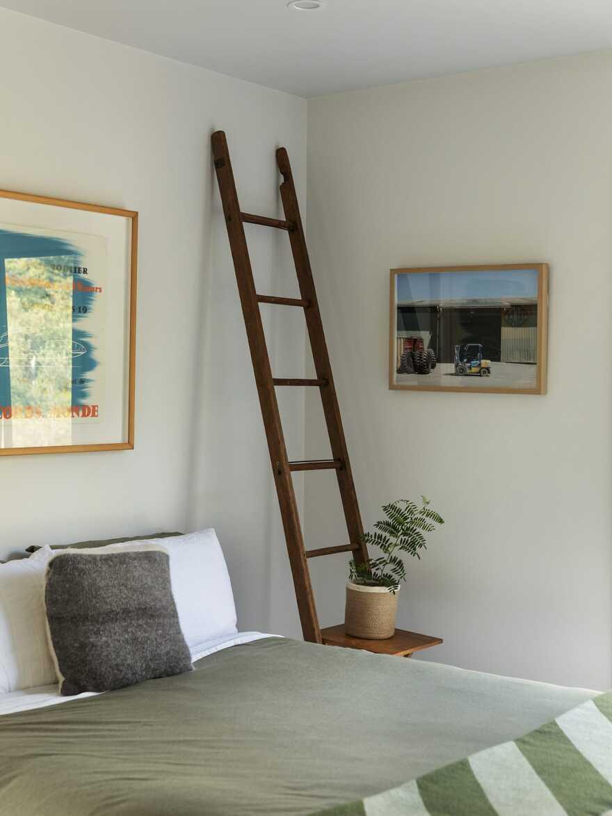bedroom, New Zealand / Pac Studio