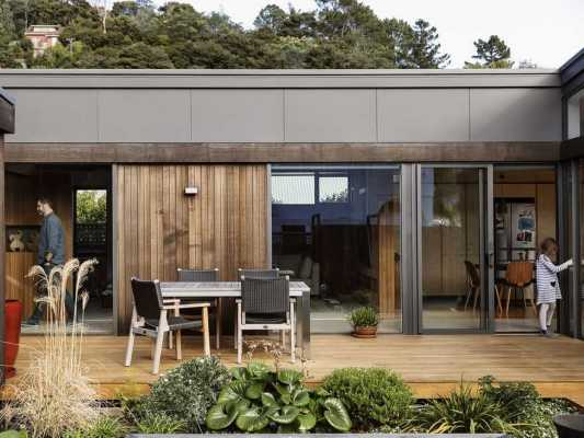 Pitoitoi House, New Zealand / Lovell O?Connell Architects
