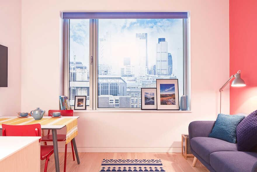 Micro Living Unit, London / Ab Rogers Design