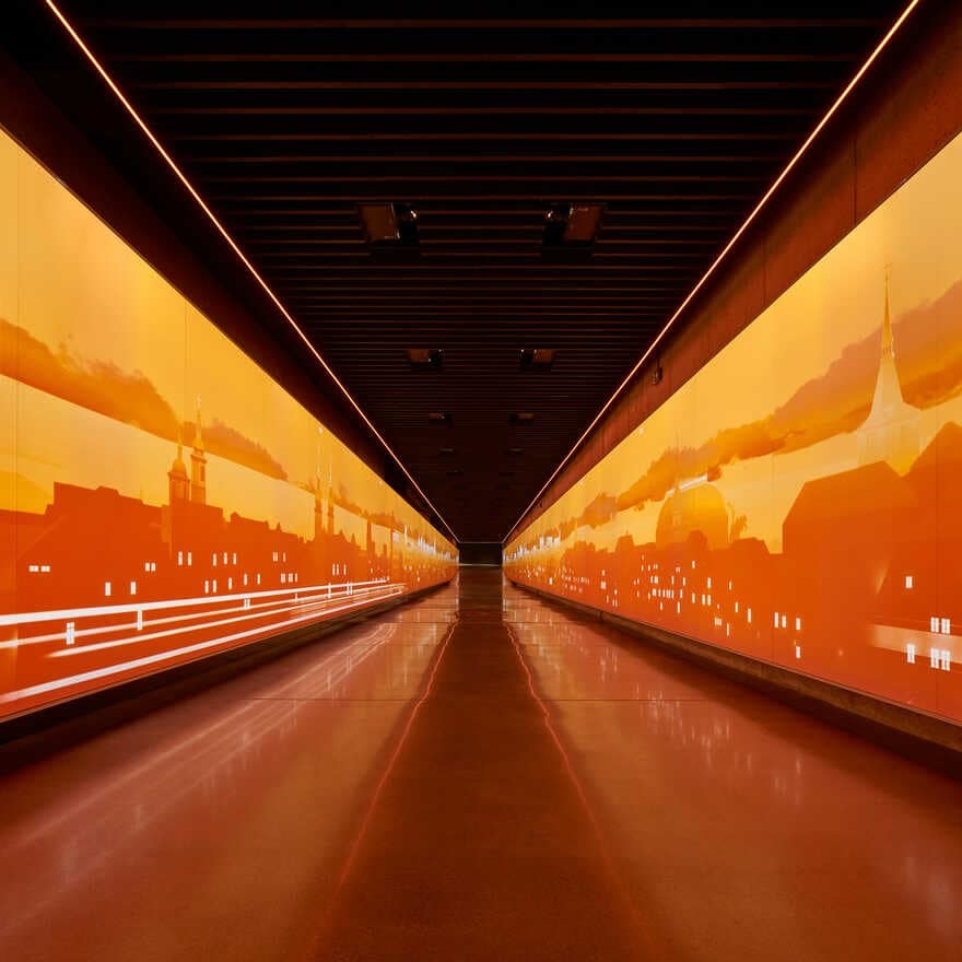 National Museum in Prague, Moments of History - The Time Corridor