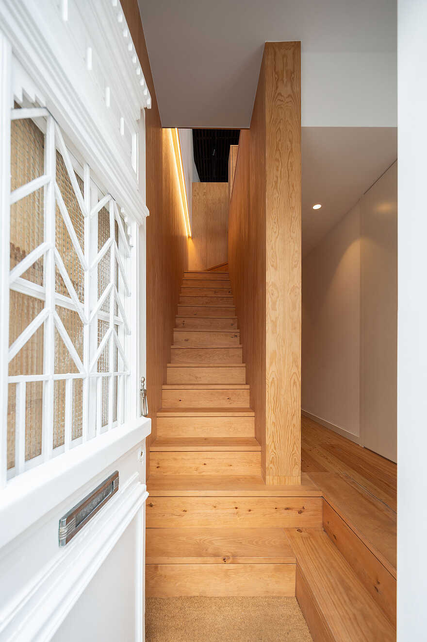 staircase / Paulo Martins Arquitectura
