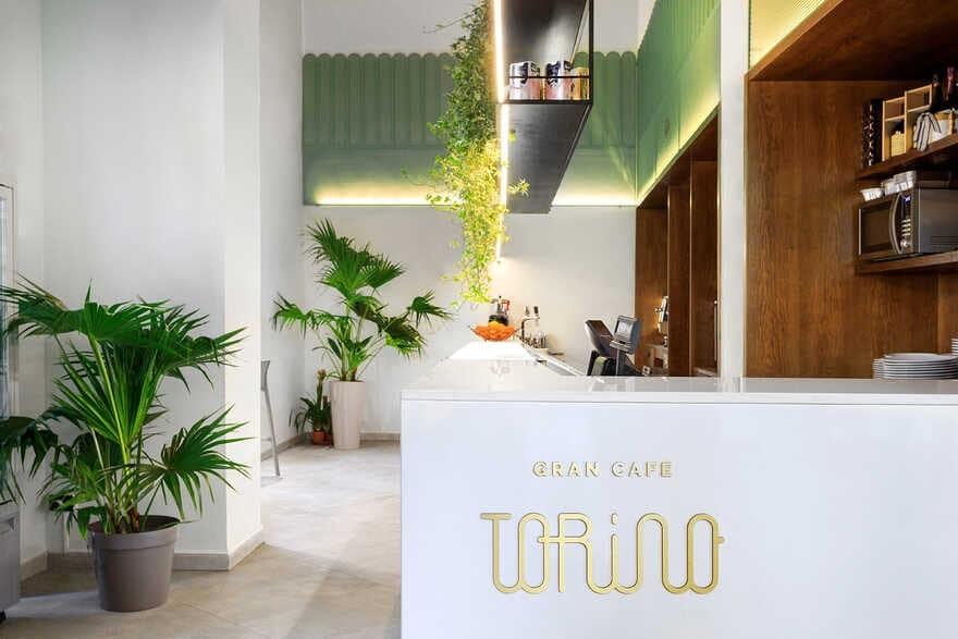 Gran Caffè Torino / Puccio Collodoro Architetti