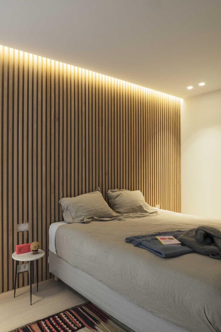 bedroom / JUMA Architects