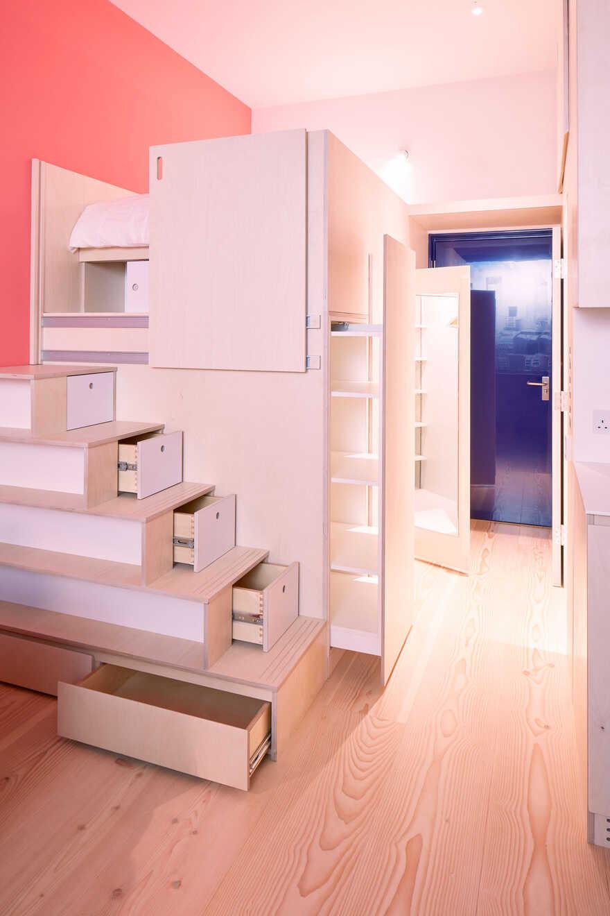 storage, London / Ab Rogers Design