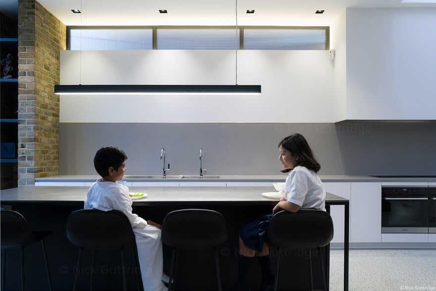 kitchen, London / Daykin Marshall Studio