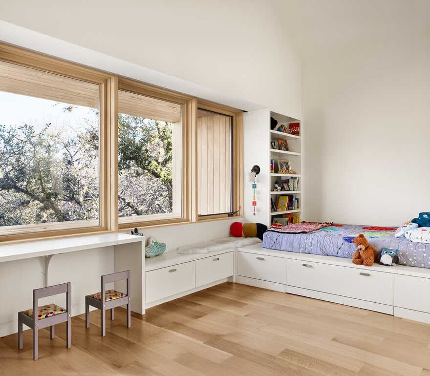 kids room / Matt Fajkus Architecture