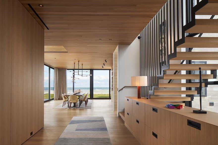 St. Joseph Beach House / Wheeler Kearns Architects