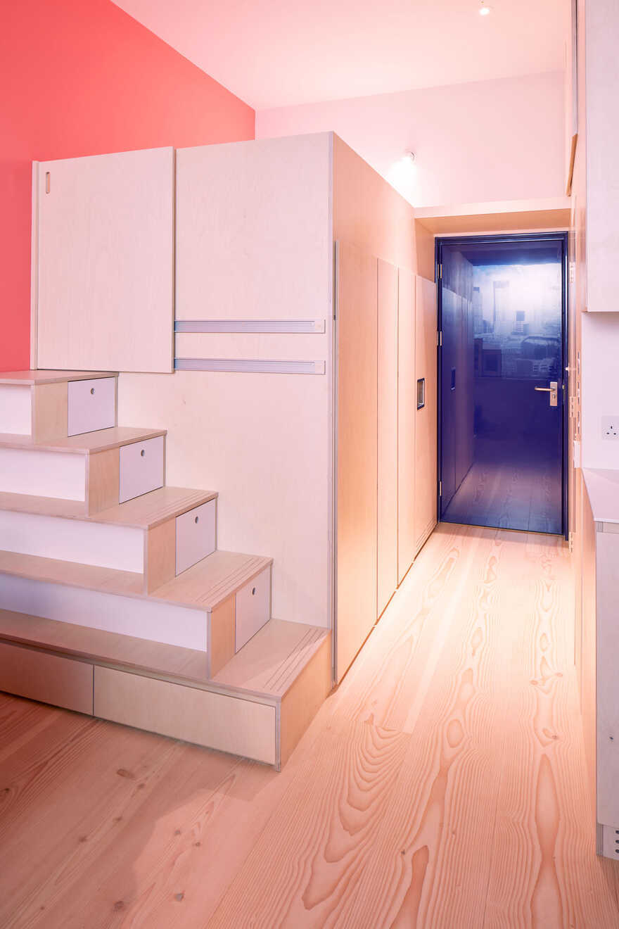 stair, London / Ab Rogers Design