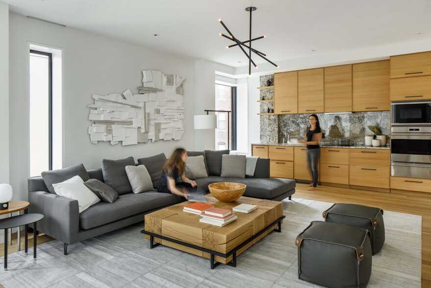 Four51 Penthouse / Hacin + Associates