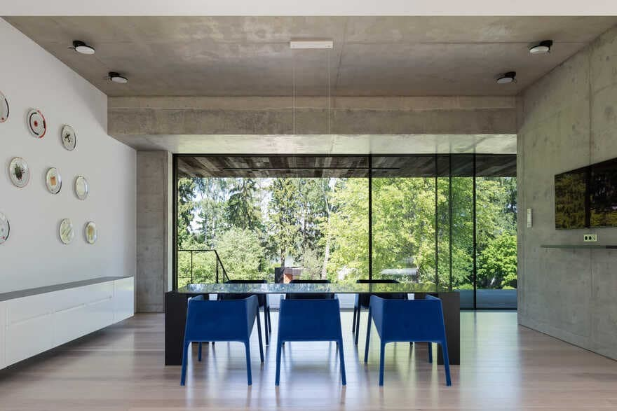 dining room / ZUN Architecture and Design