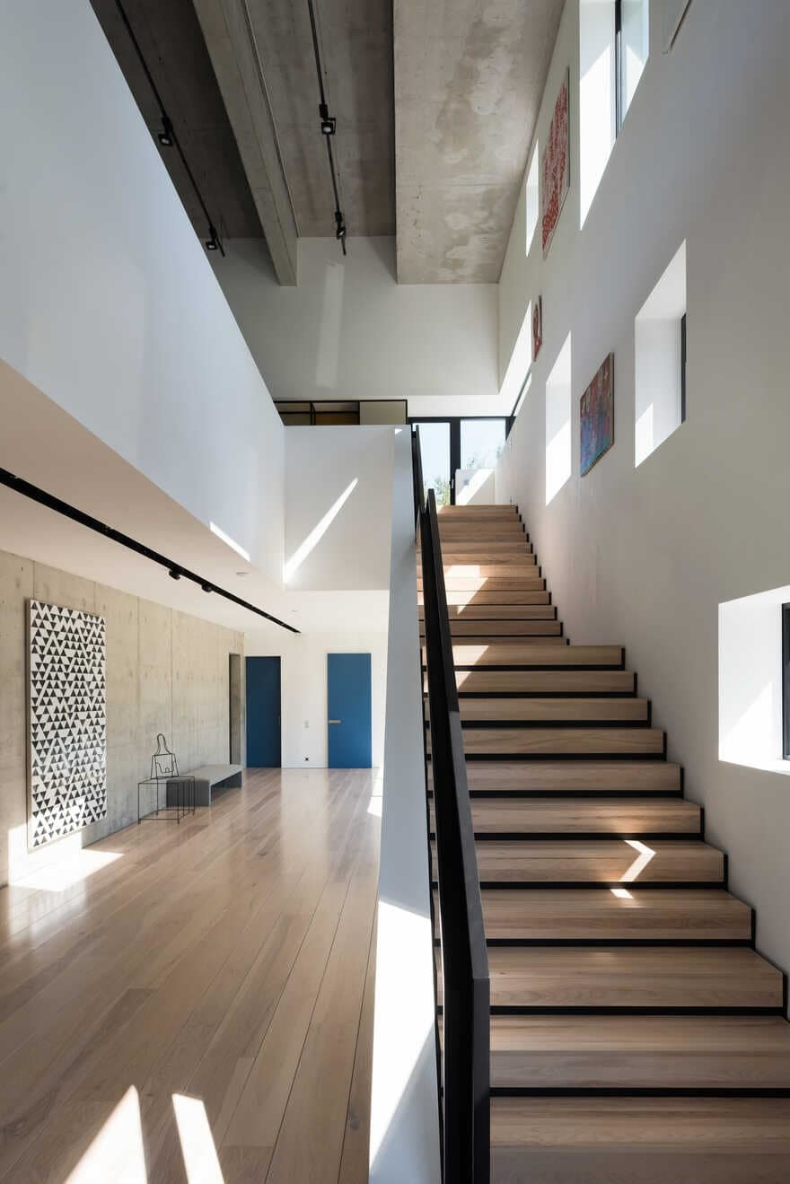 staircase / ZUN Architecture and Design