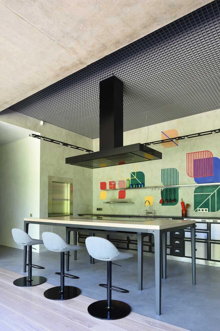 kitchen / ZUN Architecture and Design