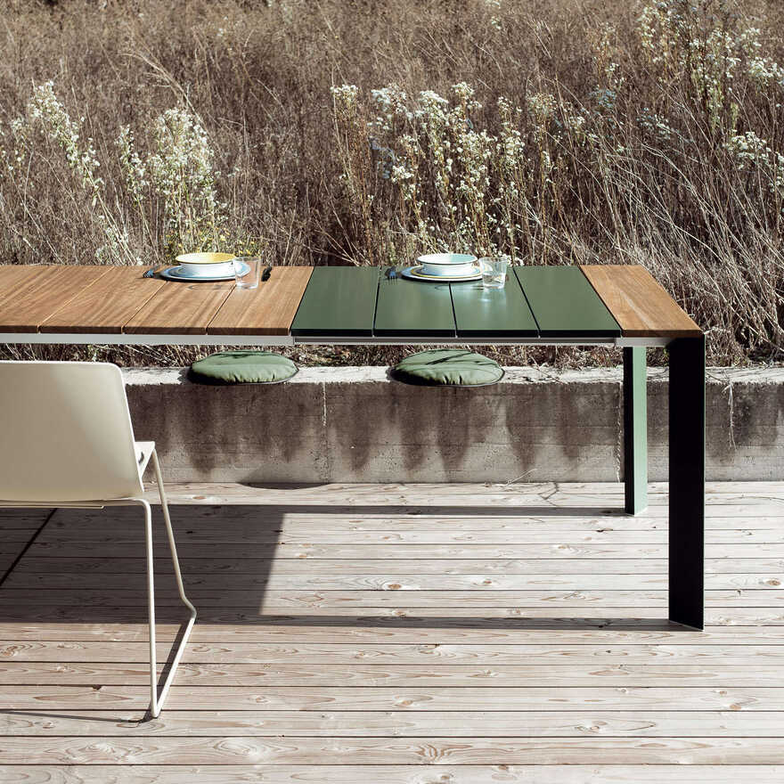 NORI – fixed and extendable table