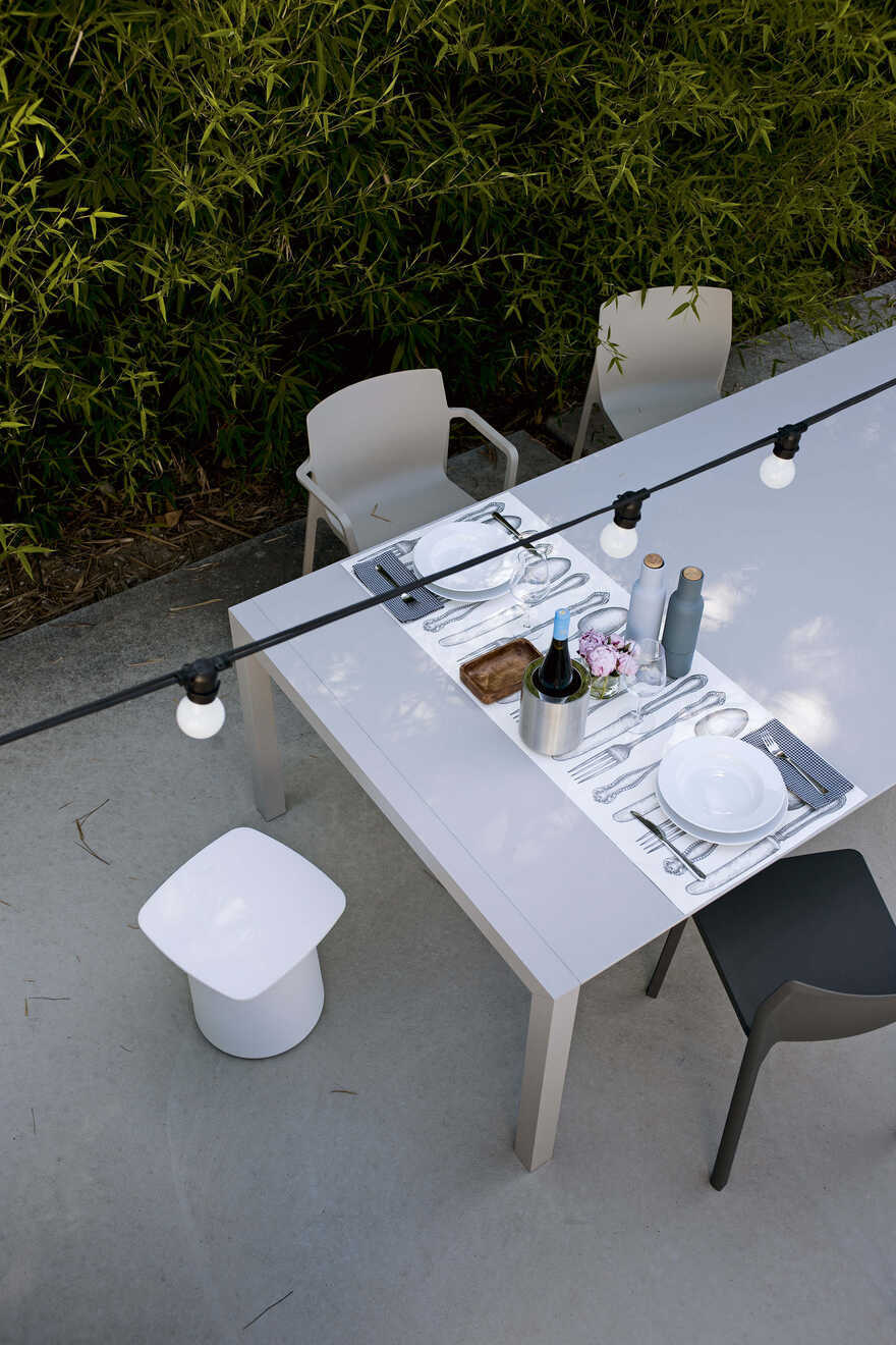 SUSHI – fixed and extendable tables