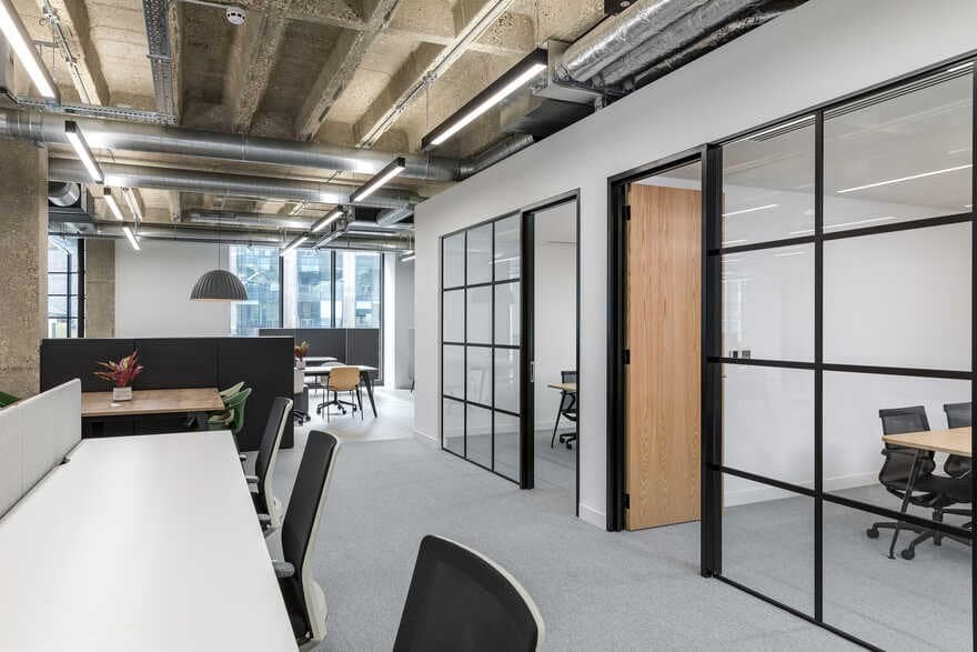 private workspace in Reading, Oktra