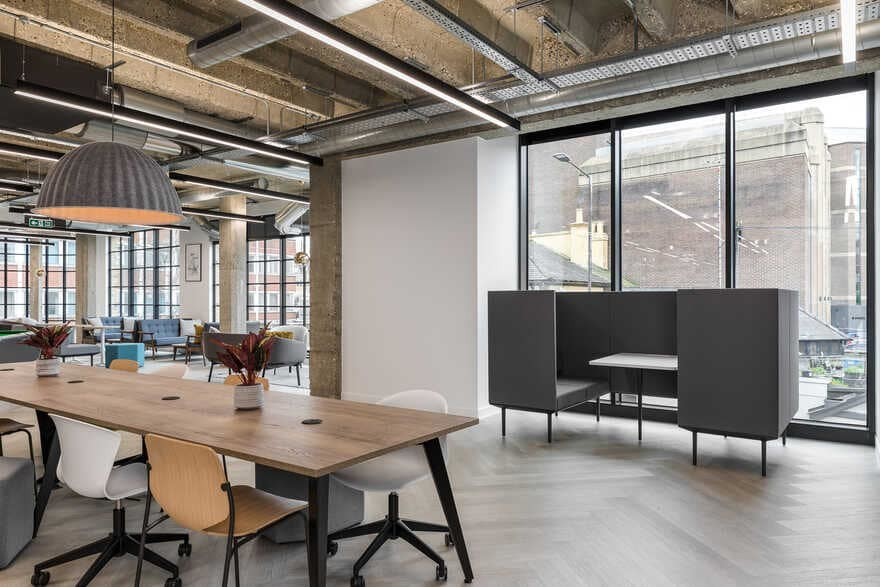 The Brick Works for Boultbee Brooks by Oktra