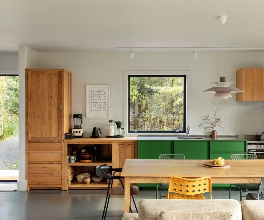 Pahi House, New Zealand / Pac Studio