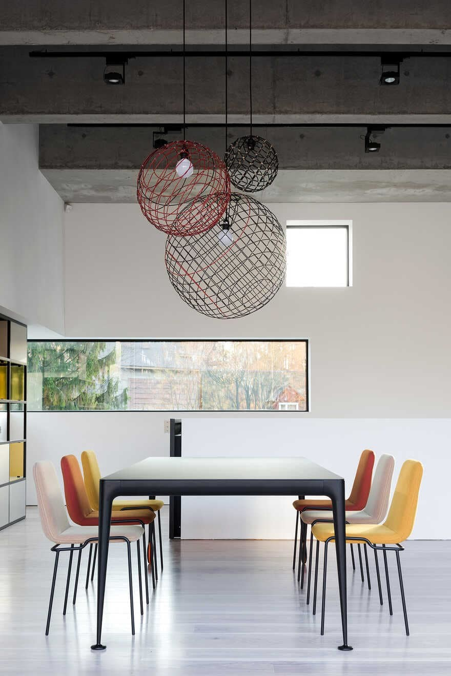 dining space / ZUN Architecture and Design