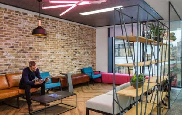 Williams Lea Tag Office by Oktra & Direct Painting Group