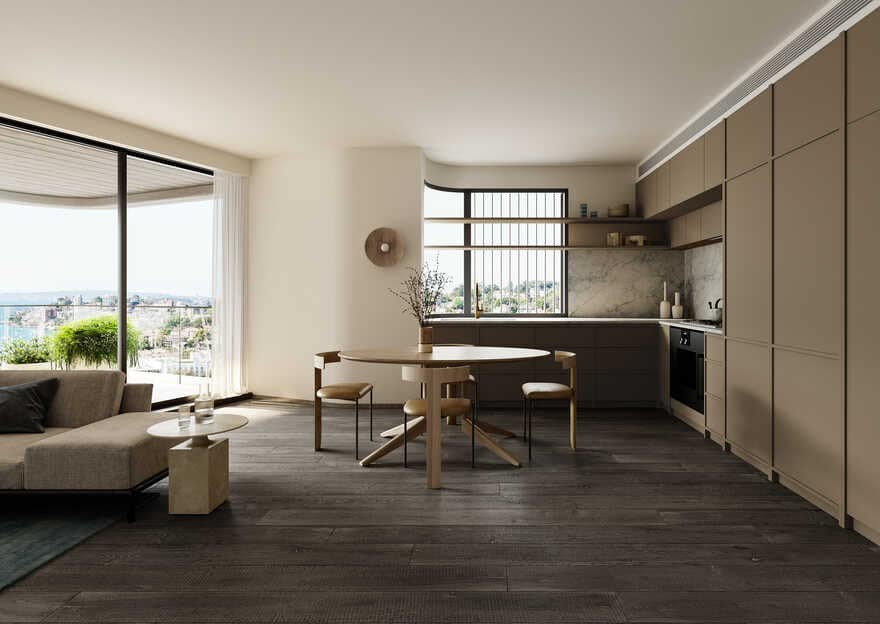 Pointe Living / Luigi Rosselli Architects