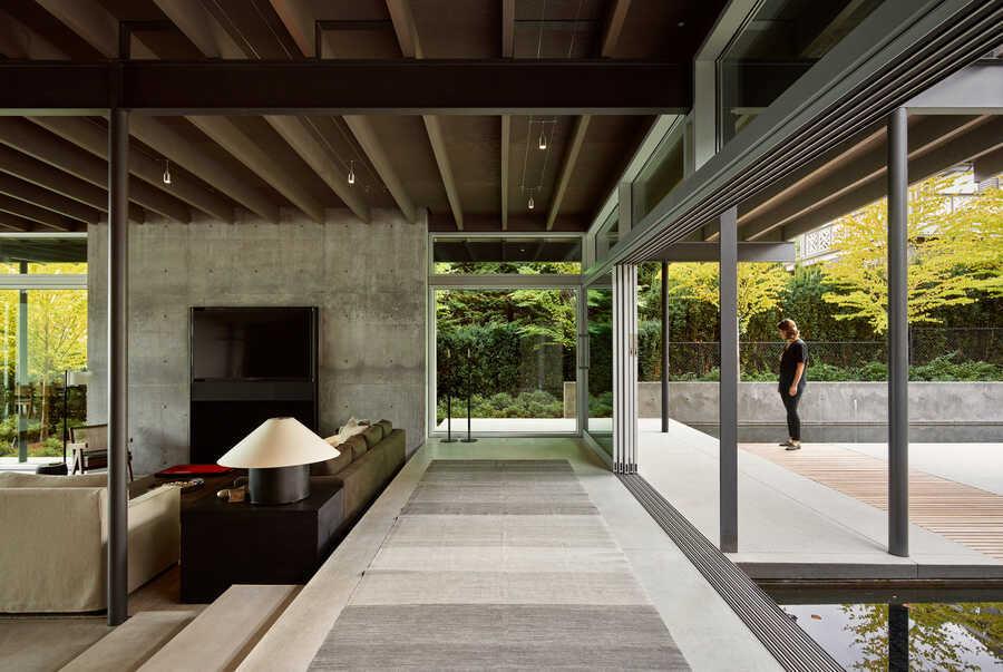 Lake Washington House / Suyama Peterson Deguchi