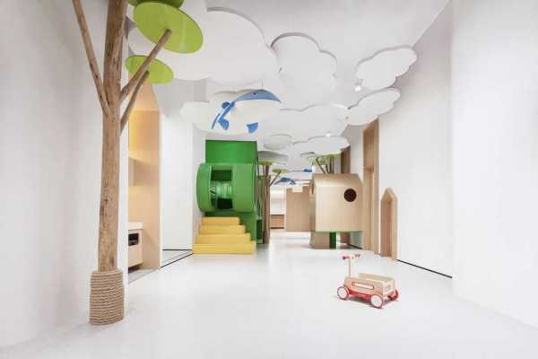 POAN Educational Institution by CUN Design