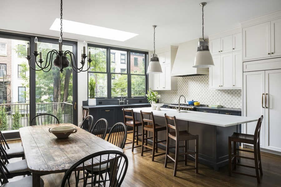 Historic Details Meet Contemporary Brooklyn Lifestyle