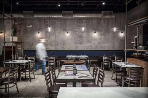 Apizza Brooklyn Resto + Vino by KoDA – Kean Office for Design and Architecture