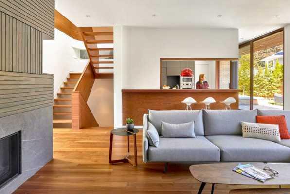 Garden Circle House / Dubbeldam Architecture + Design