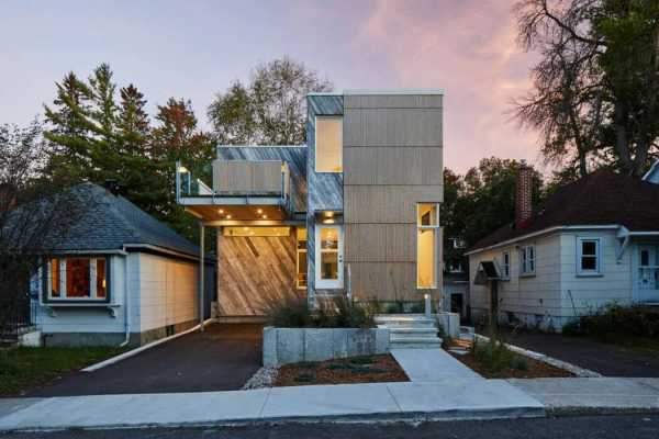 Contemporary Custom Home on Fentiman Avenue, Ottawa / Shean Architects