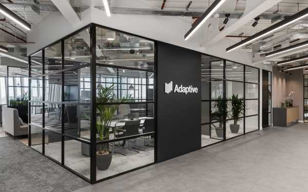 Adaptive Financial Consulting – New Workspace by Oktra