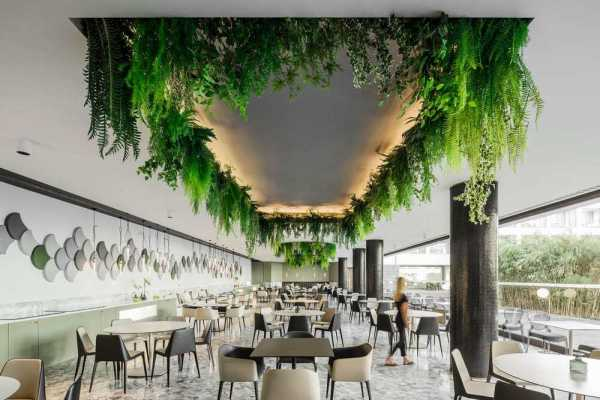 kOi Restaurant in Ponta Delgada by BOX Arquitectos