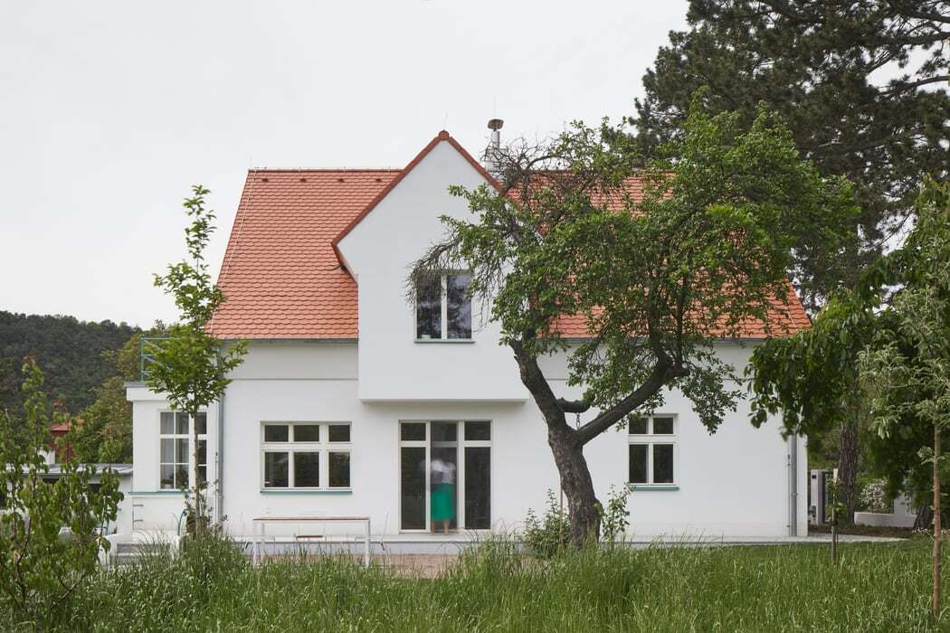 The Fountain Villa by Mjölk Architects