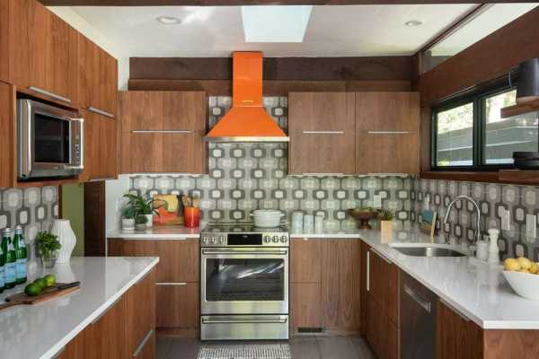 Modern Function with Mad Men Charm in this Newly Renovated 1970s Home