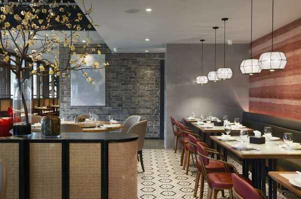 Xiao Xiang Fu Restaurant by IN?X Design