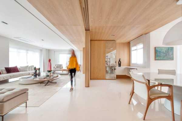 ADK Apartment in Curitiba by Schuchovski Arquitetura