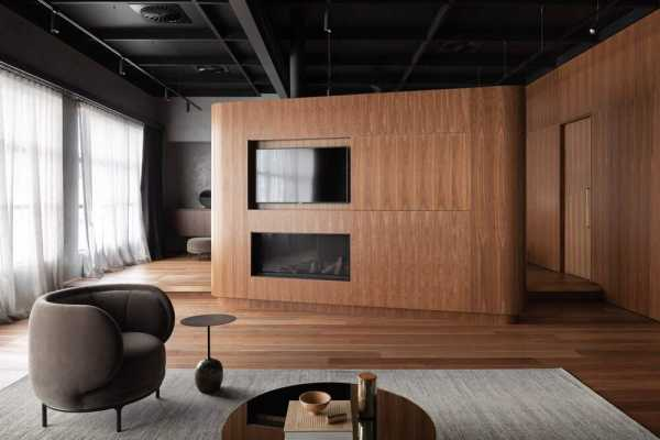 King Apartment by David Barr Architects