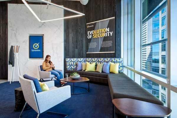 Symantec Offices in San Francisco / AP+I Design