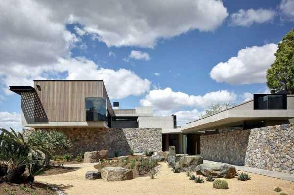 Onedin House by Shaun Lockyer Architects
