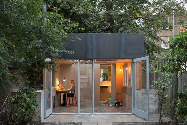 Garden Library by Turner Architects