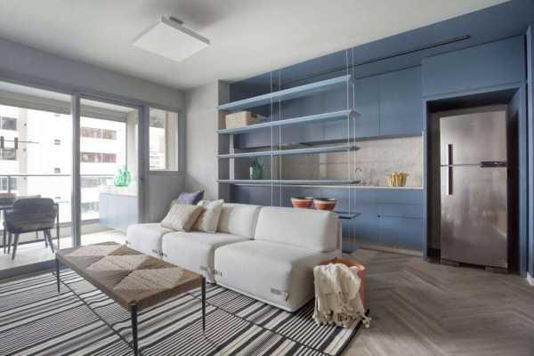 Chez Vous Apartment by TN Arquitetura