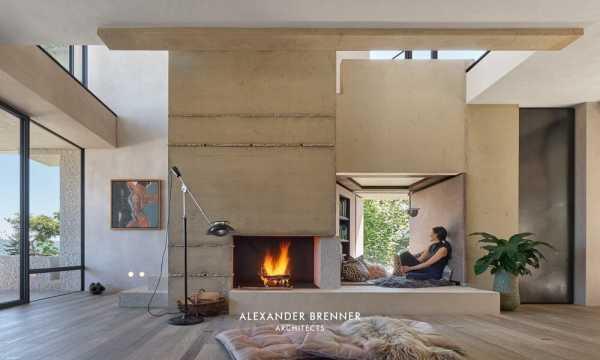 Parler Research House, Stuttgart by Alexander Brenner Architects