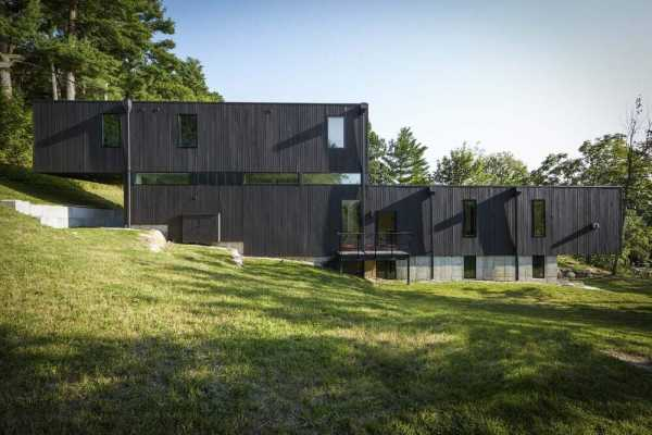 Mural House, Vermont by Birdseye Design