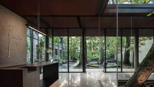Shanthi Boutique Hotel, Songyang, Zhejiang by Jiakun Architects