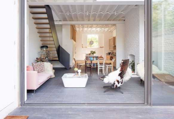 Manor Avenue House, London by OEB Architects